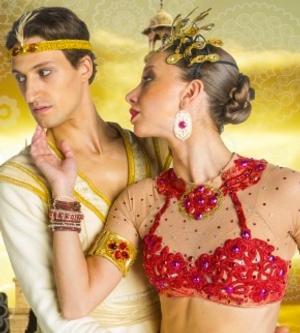Joffrey Ballet Presents LA BAYADÈRE: THE TEMPLE DANCER, 10/16