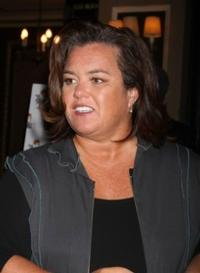 Rosie O'Donnell, Michelle Rounds Tie the Knot!