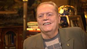 'Hustler' Magazine's Larry Flynt to Visit CBS SUNDAY MORNING, 1/19
