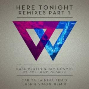 Part One of Dash Berlin & Jay Cosmic's WE ARE is Out Now