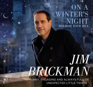 Jim Brickman to Bring ON A WINTER'S NIGHT Holiday Tour to Morris Performing Arts Center, 12/29