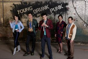 Bruce McCulloch's New Comedy Series YOUNG DRUNK PUNK Premieres 1/21