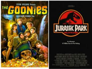 Town Hall Theater Screens THE GOONIES, JURASSIC PARK Today