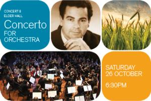 BWW Reviews: EVENINGS AT ELDER HALL 2013: CONCERTO FOR ORCHESTRA: Young Musicians Thrill Audiences with Lutoslawski's Concerto for Orchestra