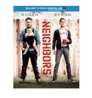 Seth Rogen & Zac Efron Star in NEIGHBORS, Coming to Digital HD & Blu-ray
