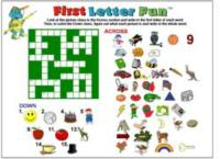 KAPD, LLC Debuts New Literacy-Focused Puzzle For Pre-Readers, FIRST LETTER FUN