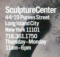 SculptureCenter's LIC BLOCK PARTY Set for 9/8