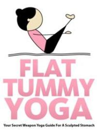 Julie Schoen's New Yoga Guide Promises to Flatten Tummy in FLAT TUMMY YOGA