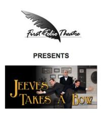 First Folio Theatre Announces New Dates Added for JEEVES TAKES A BOW