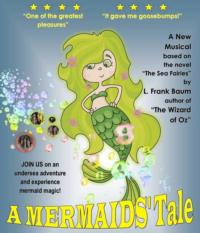 Vicki Oceguera Stars in FACT Productions' A MERMAID'S TALE, Saturdays at the Triad