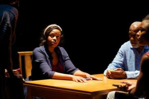 BWW Reviews: Insincere White Invitations, New Black Authenticity: THE ASHES UNDER GAIT CITY Premieres at CATF