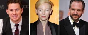 Channing Tatum, Tilda Swinton & Ralph Fiennes in Talks to Join Coen Brothers' HAIL, CAESAR!