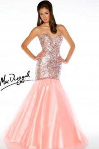 Pageants Influence Prom Dress Designs