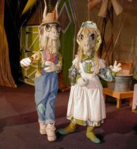 Bob Baker Marionette Theater Celebrates 53rd Season with SOMETHING TO CROW ABOUT Today