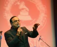 2012 Latin GRAMMY Acoustic Sessions Kick Off with Gilberto Santa Rosa