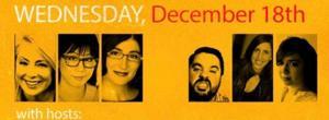 COMEDY SCHOOL DROPOUT Announces Dec 2013 Lineup at Beauty Bar