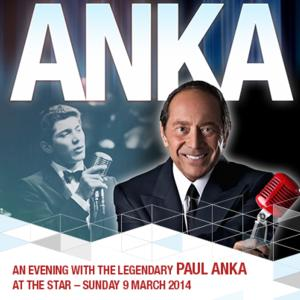 Paul Anka Returns to Australia for One Night Only, 9 March