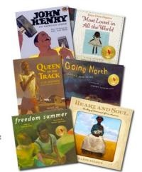 Ezra Jack Keats Foundation Honors Black History Month With Select List of Picture Books That Celebrate African-Americans