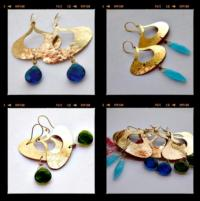 Minabea Moroccan Boho Earrings Included in GBK'S 2013 Golden Globes Celebrity Gift Lounge