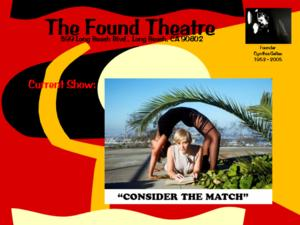 Found Theatre Presents Premiere of New Play CONSIDER THE MATCH, 8/1-3