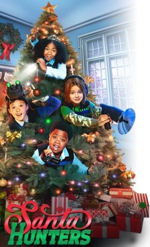 Nickelodeon to Premiere Original TV Movie SANTA HUNTERS, Today