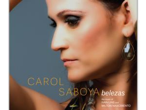 Brazilian Vocalist Carol Saboya at Zinc Bar, 6/27