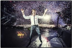 Paul McCartney Adds Greensboro, NC Date to OUT THERE Tour