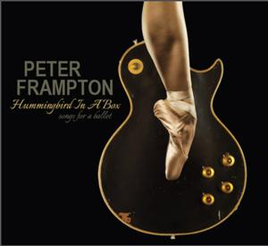 Peter Frampton's HUMMINGBIRD IN A BOX Set for June 23