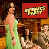 Save up to 40% on ABIGAIL'S PARTY and receive a FREE glass of Gin & Tonic;  Tickets from just £11.00!