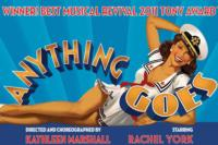 Roundabout Theatre Company's ANYTHING GOES Tour Stops at DuPont Theatre, 10/30 - 11/04