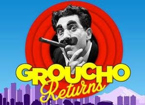 Frank Ferrante and The Central Heating Lab Present GROUCHO RETURNS, 8/7-24