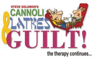 Steve Solomon to Bring 'CANNOLI, LATKES & GUILT!' to Van Wezel, 1/26