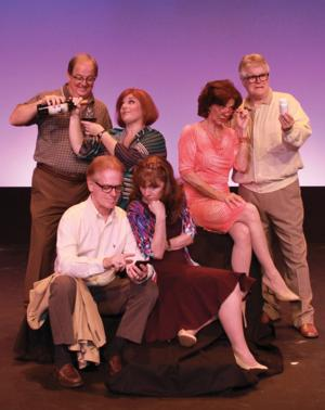 Actors' Playhouse at the Miracle Theatre to Present MID-LIFE 2! (THE CRISIS CONTINUES), Begin. 7/16