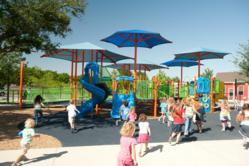 The City of Round Rock Wins Award for City's Play for All Abilities Park