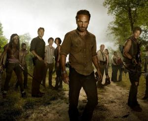 Cast of THE WALKING DEAD to Visit 'Conan', 2/6