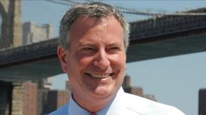 NY Mayor Bill de Blasio to Visit THE DAILY SHOW on Comedy Central, 2/3