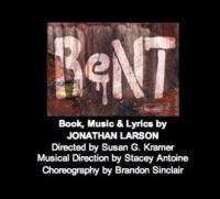 Silhouette Stages Presents RENT, 10/25-11/4