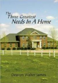 Walter James' New Book Teaches Readers about the True Essence of a Home