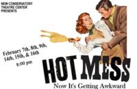 New Conservatory Theatre Center Presents HOT MESS, 2/7-2/16