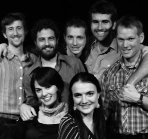 STARRY MOUNTAIN SINGERS Come to the Sandglass Theater Tonight