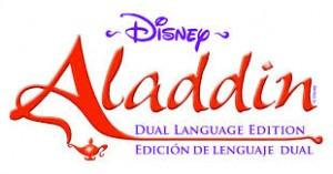 Rainbow Players Presents Disney's ALADDIN Dual Language Edition, 7/10-12