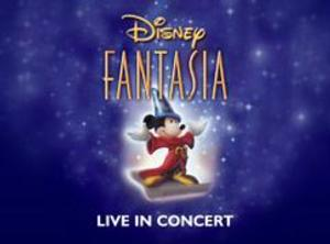 The Pacific Symphony Presents DISNEY 'FANTASIA': LIVE IN CONCERT, 8/9