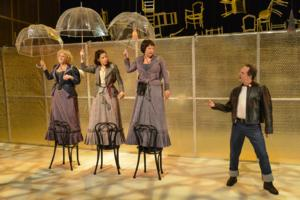 BWW Review: ON THE VERGE: Long Day's Journey Into 1955