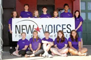 Richmond's New Voices for the Theater Playwriting Competition to Showcase Winners at FESTIVAL OF NEW WORKS, 6/14-29