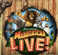 DreamWorks' MADAGASCAR LIVE! to Tour the UK in 2013