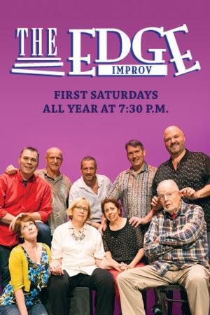 The EDGE Improv to Open 2014-15 Season at BPA, 9/6