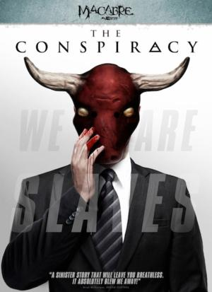 XLrator Media to Release THE CONSPIRACY on DVD, 3/25