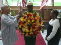 New York City Pays Hommage At African Burial Ground