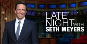 LATE NIGHT WITH SETH MEYERS Monologue Highlights from 7/23