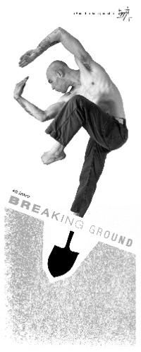 Out North Presents the 4th Annual Breaking Ground New Choreography by Alaskan Artists, 9/14